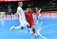 Vietnam advance to next round of Futsal World Cup 2021