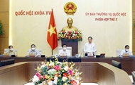 N.A. Standing Committee discusses reports by Government, Supreme Court, Supreme Procuracy