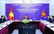 Vietnam backs ASEAN cybersecurity cooperation strategy