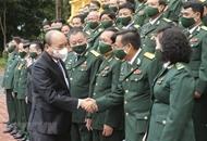 State leader lauds war veterans