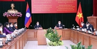 HCM City, Vientiane seal MoU for cooperation during 2021 – 2025