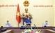 Top legislator chairs meeting on fiscal, monetary policies