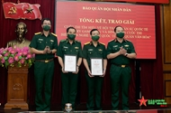 PAN awards winners of Army Games-related contests