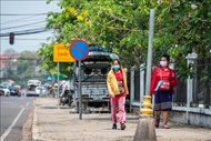 Laos, Philippines see drop in COVID-19 infections