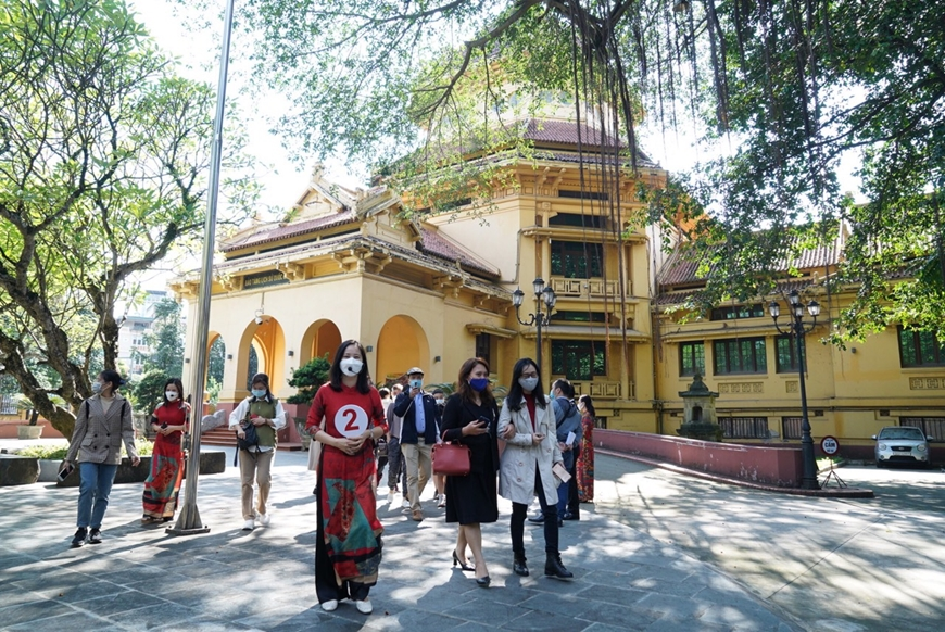 Hanoi launches safe tourist program