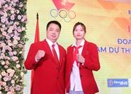 Nữ võ sĩ giành tấm vé lịch sử tới Olympic