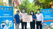 Tuổi trẻ Thủ đô tặng vật phẩm hỗ trợ nhân dân Thành phố Hồ Chí Minh chống dịch