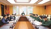 Đẩy mạnh ứng dụng và phát triển công nghệ thông tin trong các lĩnh vực hoạt động hậu cần Quân đội