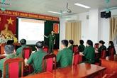 """""""Ba thực chất"""" trong công tác giáo dục và đào tạo ở khoa Quân nhu - Học viện Hậu cần"""