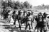 """Hậu cần miền góp phần đánh bại chiến lược """"chiến tranh đặc biệt"""" của đế quốc Mỹ (1960 - 1965)"""