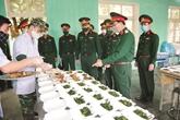Quân khu 3 chủ động trong thực hiện nhiệm vụ cách ly công dân phòng, chống dịch Covid-19
