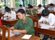 阮惠大学举行马列主义、胡志明思想学科的奥林匹克赛的决赛