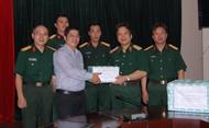 越南人民军报接收《黄沙文集》