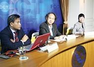 越南参加在泰国举行的东海争端问题研讨会