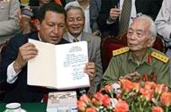 武元甲大将就是胡志明主席军事思想的伟大继承者